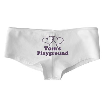 Tom's Playground Bella Low Rise Thong