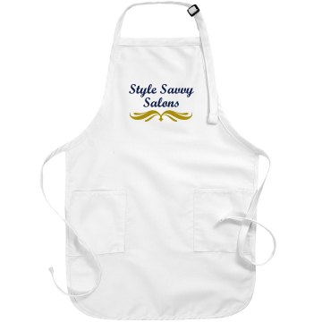 Salon Apron Port Authority Adjustable Full Length Apron
