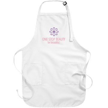 Beauty Salon Apron Port Authority Adjustable Full Length Apron