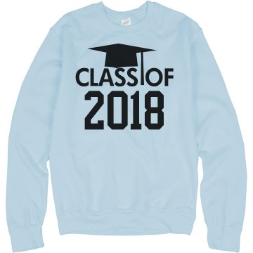 2013 Seniors Add Up Unisex Gildan Heavy Blend Hoodie