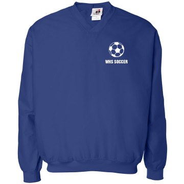 Soccer Windshirt Badger Sport Hook Windshirt