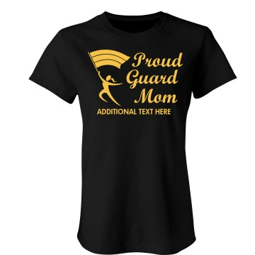 Guard Mom Misses Relaxed Fit Anvil V-Neck Tee
