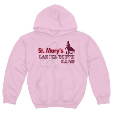 St. Mary's Youth Camp Youth Gildan Heavy Blend Hoodie