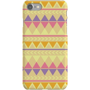 Aztec iPhone Case Plastic iPhone 5 Case Black