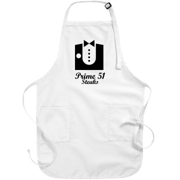 Prime 51 Port Authority Adjustable Full Length Apron