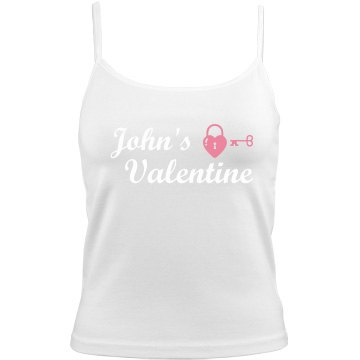 John's Valentine Bella Junior Fit Camisole
