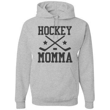 Hockey Mother Junior Fit Basic Bella Favorite Tee