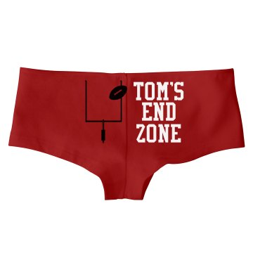 Tom's End Zone Bella Hotshort