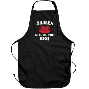King Of The BBQ Port Authority Adjustable Full Length Apron