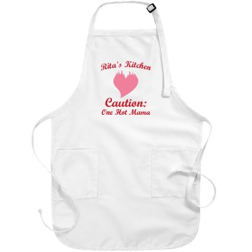 Rita&#x27;s Kitchen Port Authority Adjustable Full Length Apron
