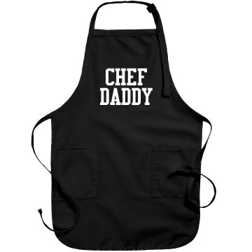 Chef Daddy Port Authority Adjustable Full Length Apron