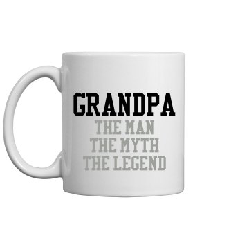 Grandpa 11oz Ceramic Coffee Mug