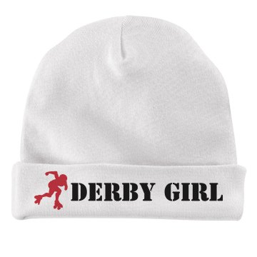 Derby Girl Infant Cap Infant American Apparel Baby Hat