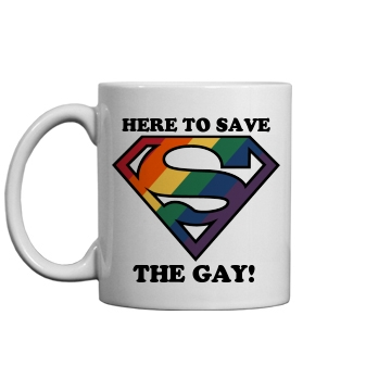 Gay Rights Mug 11oz Ceramic Coffee Mug