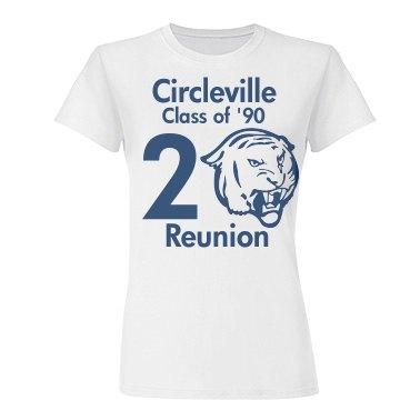 20 Year Class Reunion