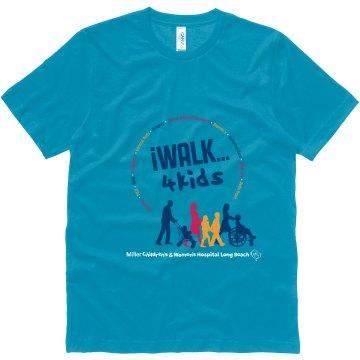 2014 iWalk Event Shirt