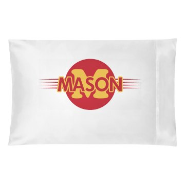Mason Custom Pillow Pillowcase