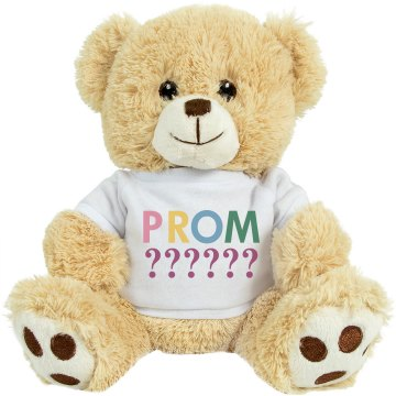 Prom? Bear Medium Plush Teddy Bear