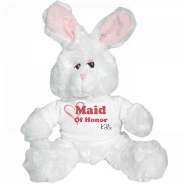 Maid Of Honor Bunny Plush Bunny