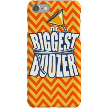 Boozer iPhone Case Plastic iPhone 5 Case Black