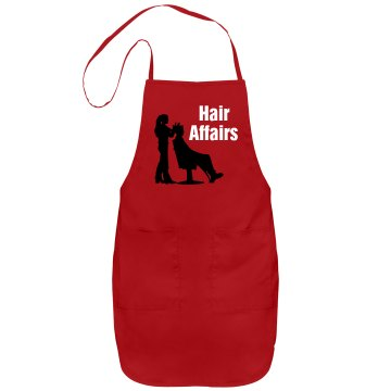 Hair Affairs Port Authority Adjustable Full Length Apron