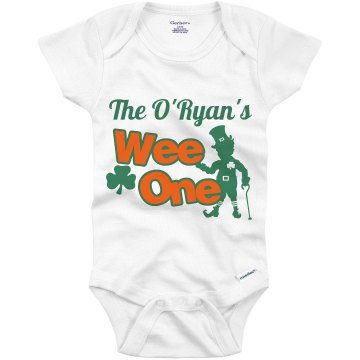 Wee One Onesie Infant Gerber Onesies