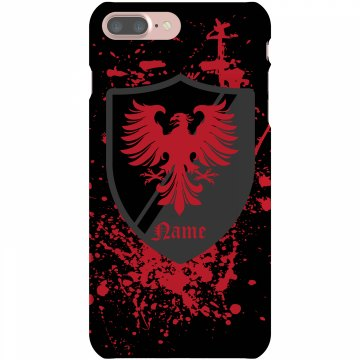 Medieval Griffin iPhone Plastic iPhone 5 Case Black