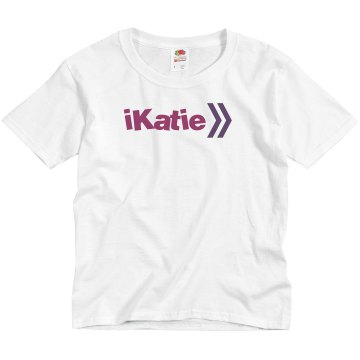 iName Youth Basic Gildan Heavy Cotton Crew Neck Tee