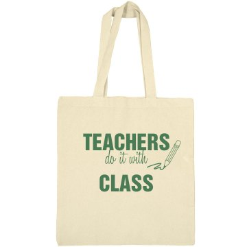 Teacher Bag Liberty Bags Canvas Bargain Tote Bag