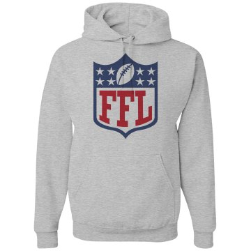 Fantasy Football Hoodie Unisex Gildan Heavy Blend Hoodie