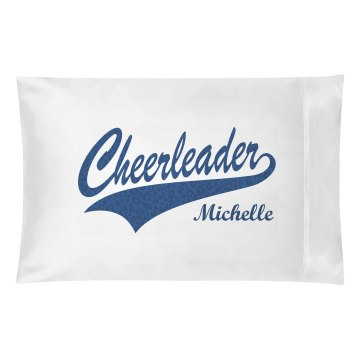 Wild Cheerleader Pillow Pillowcase