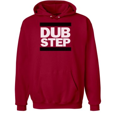 Dubstep Unisex Hanes Ultimate Cotton Heavyweight Hoodie