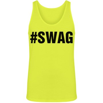 Neon Swag Unisex American Apparel Neon Tank