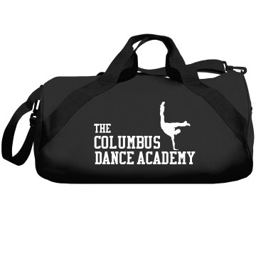 Columbus Dance  Augusta Sport Roll Bag