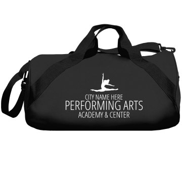 Chicago Performing Arts Augusta Sport Roll Bag