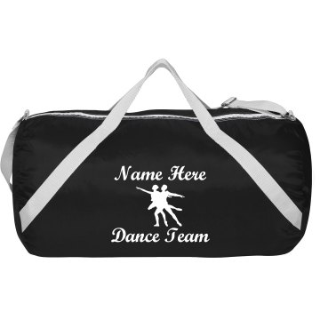 Central High Dance Team Augusta Sport Roll Bag