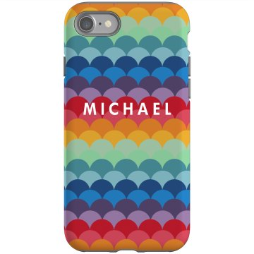 Michael's iPhone 4 Rubber iPhone 4 & 4S Case Black