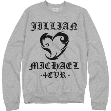 Eternal Love Tattoo Tee Junior Fit Bella 1x1 Rib 3/4 Sleeve Raglan Tee
