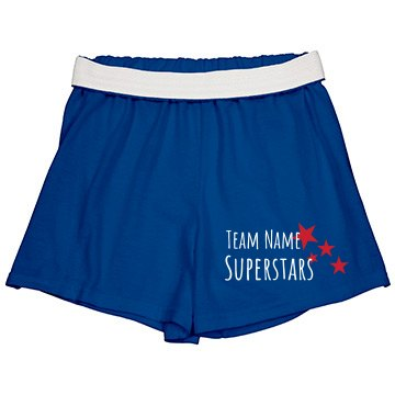 Superstar Cheer Shorts Youth Soffe Cheer Shorts