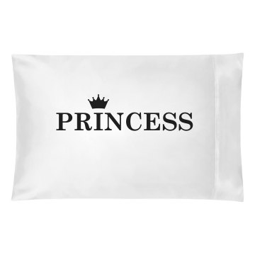 Princess Pillowcase Pillowcase