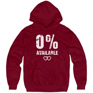 0% Available Unisex Hanes Ultimate Cotton Heavyweight Hoodie