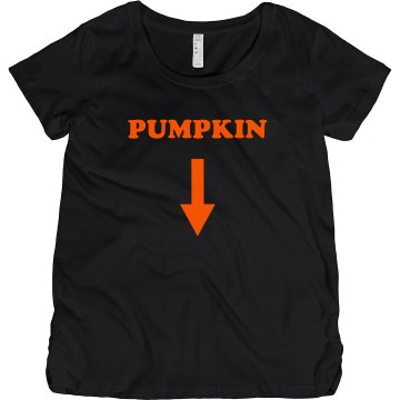 Pumpkin Maternity Shirt Maternity LA T Sportswear Tee