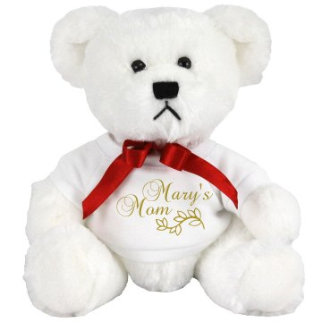 Mary's Mom with Branch Medium Plush Teddy Bear