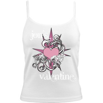 Jon's Valentine Bella Junior Fit Camisole