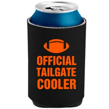Official Tailgate Cooler The Official KOOZIE Can Kooler