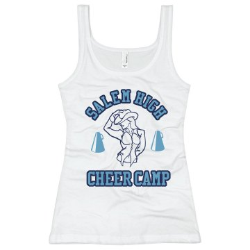 Cowgirl Cheer Camp Alo Women&#x27;s Mesh Back Tank Top