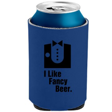 Beer Tux The Official KOOZIE Can Kooler