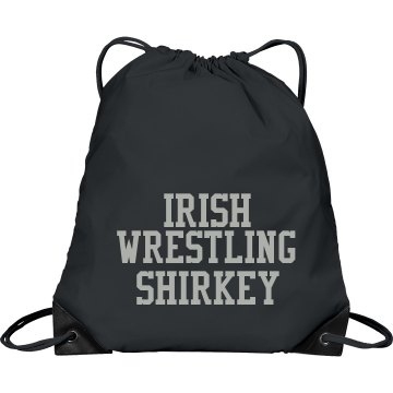 Irish Wrestling Mesh Bag Champion Mesh Gear Bag