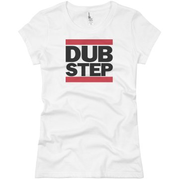 Dubstep DMC Junior Fit Basic Bella Favorite Tee