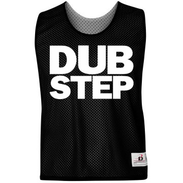 Dubstep Lacrosse Pinnie Badger Sport Lacrosse Reversible Practice Pinnie